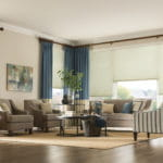 Custom Blinds for your Living Room by Southwest Blinds and Shutters