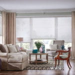 Drapes for Living Room by Southwest Blinds and Shutters
