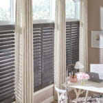 Eye Catching Drapes from Southwest Blinds and Shutters