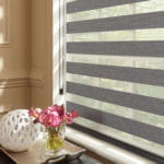 Dual Layered Shades by Southwest Blinds and Shutters