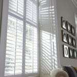 Modern Wooden Shutters by Southwest Blinds and Shutters