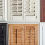 Showroom Photo of Shutters